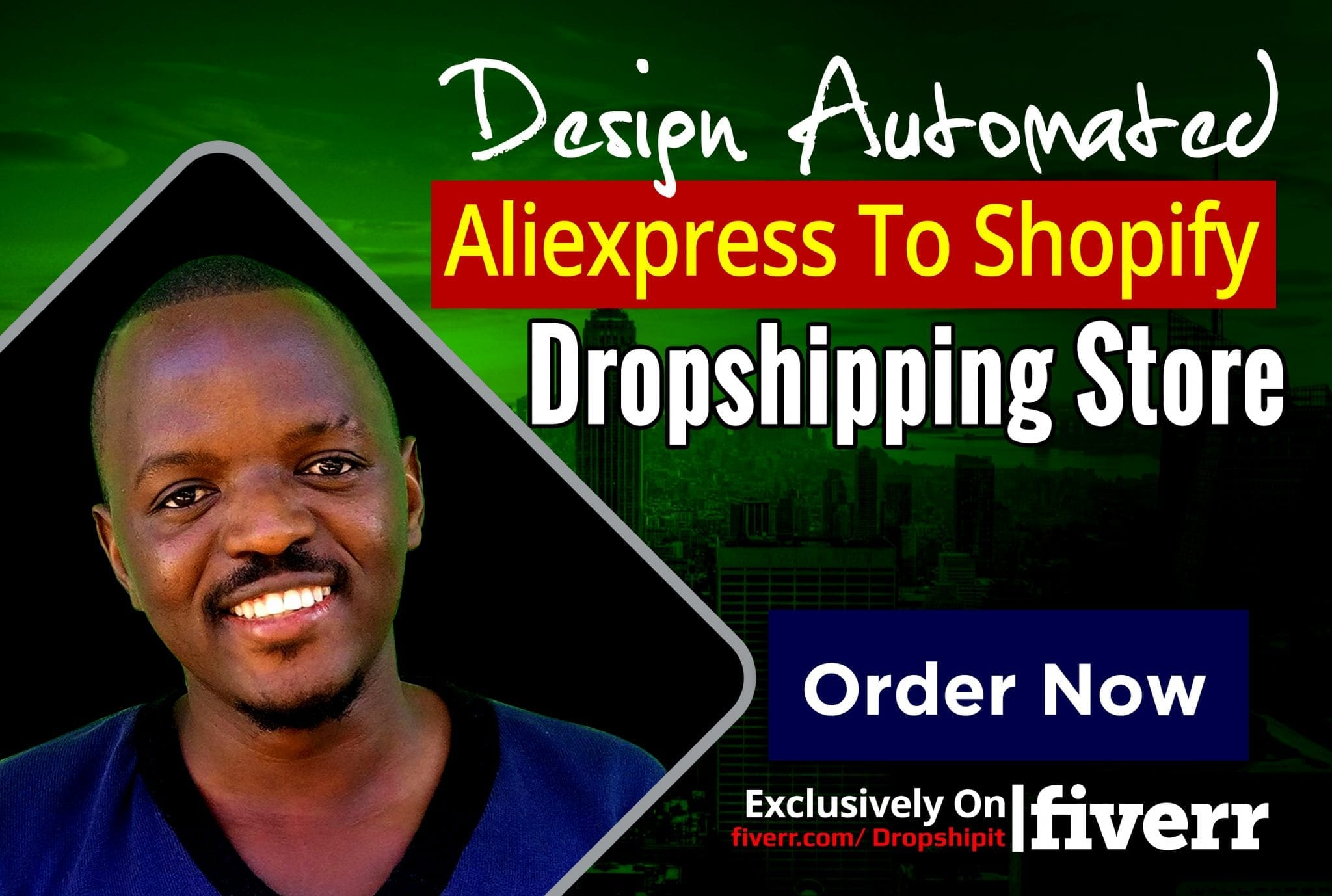 Shopify Dropshipping Store