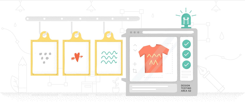 Print On Demand Product Validation