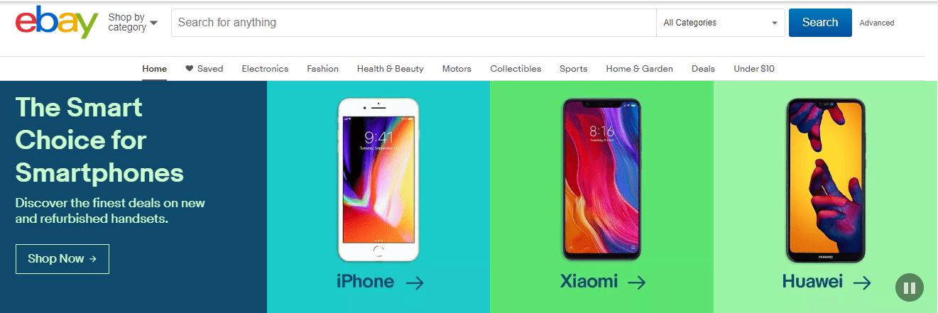 ebay dropshpping