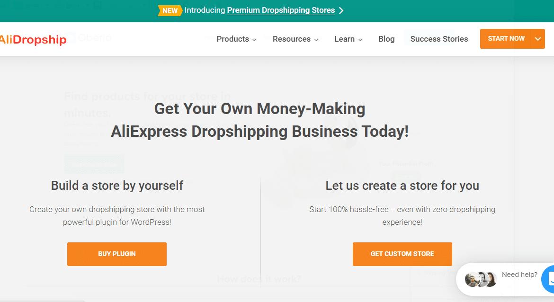 dropshipping companies