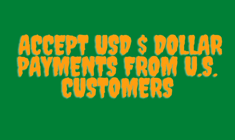 Remote U.S. Bank Account