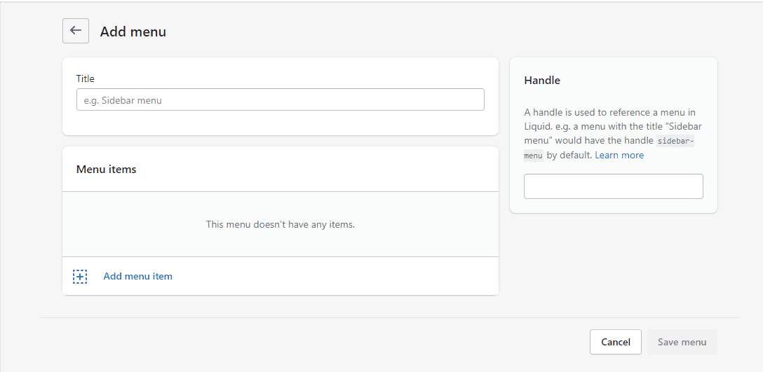 Setting up a print-on-demand store